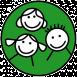 Ikonografische Darstellung eines lächelnden Smileys