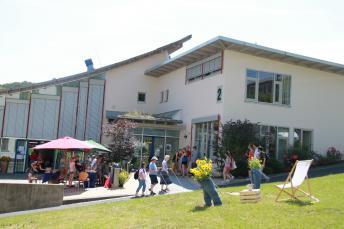 blista-Campus: Die Aula