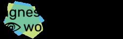 """Logo von """"Agnes@work-Agiles Netzwerk für sehbeeinträchtigte Berufstätige"""""""