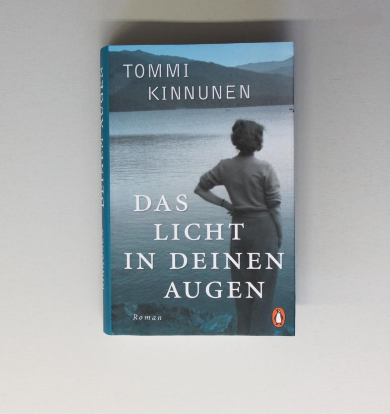 Buchcover von Tommi Kinnunen, Das Licht in Deinen Augen