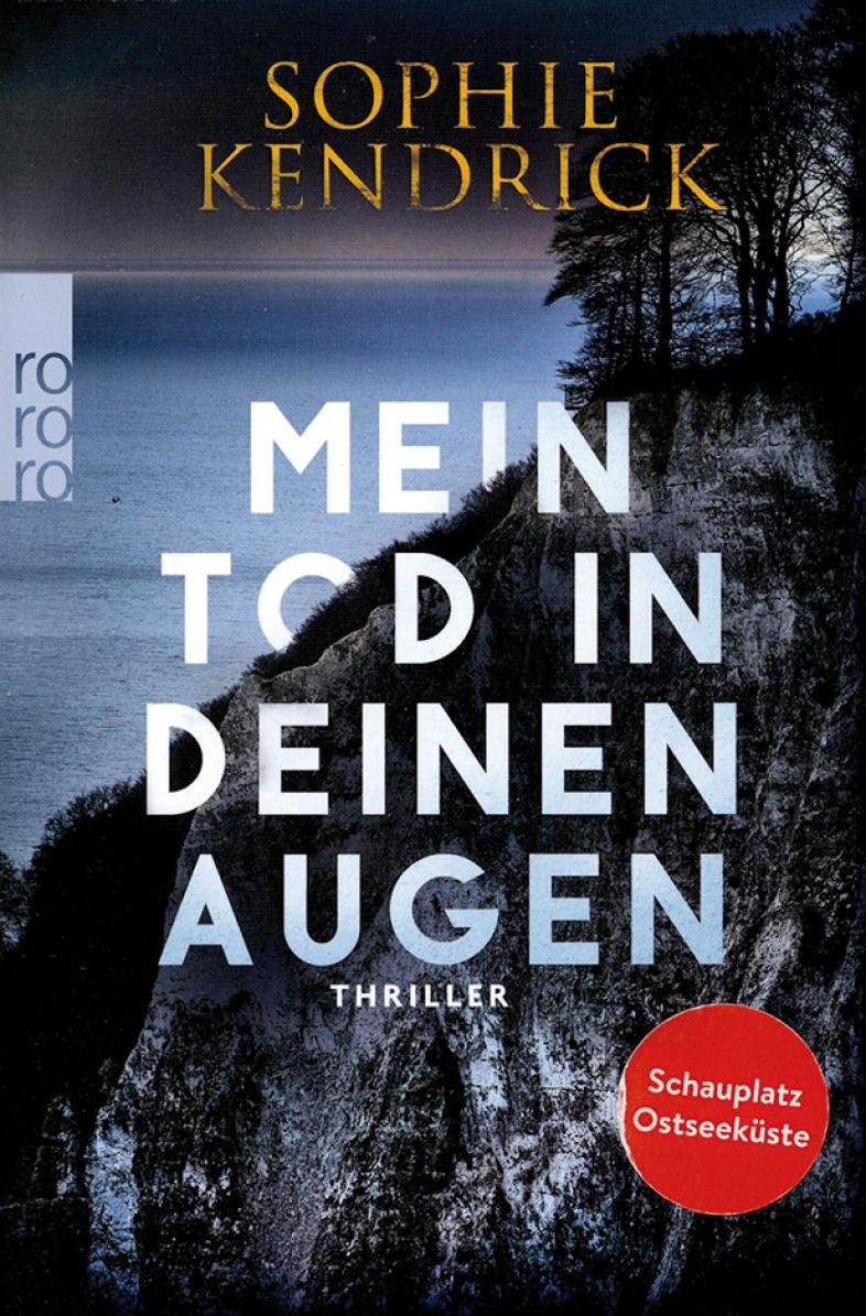 Das Buchcover zeigt eine Ostseelandschaft
