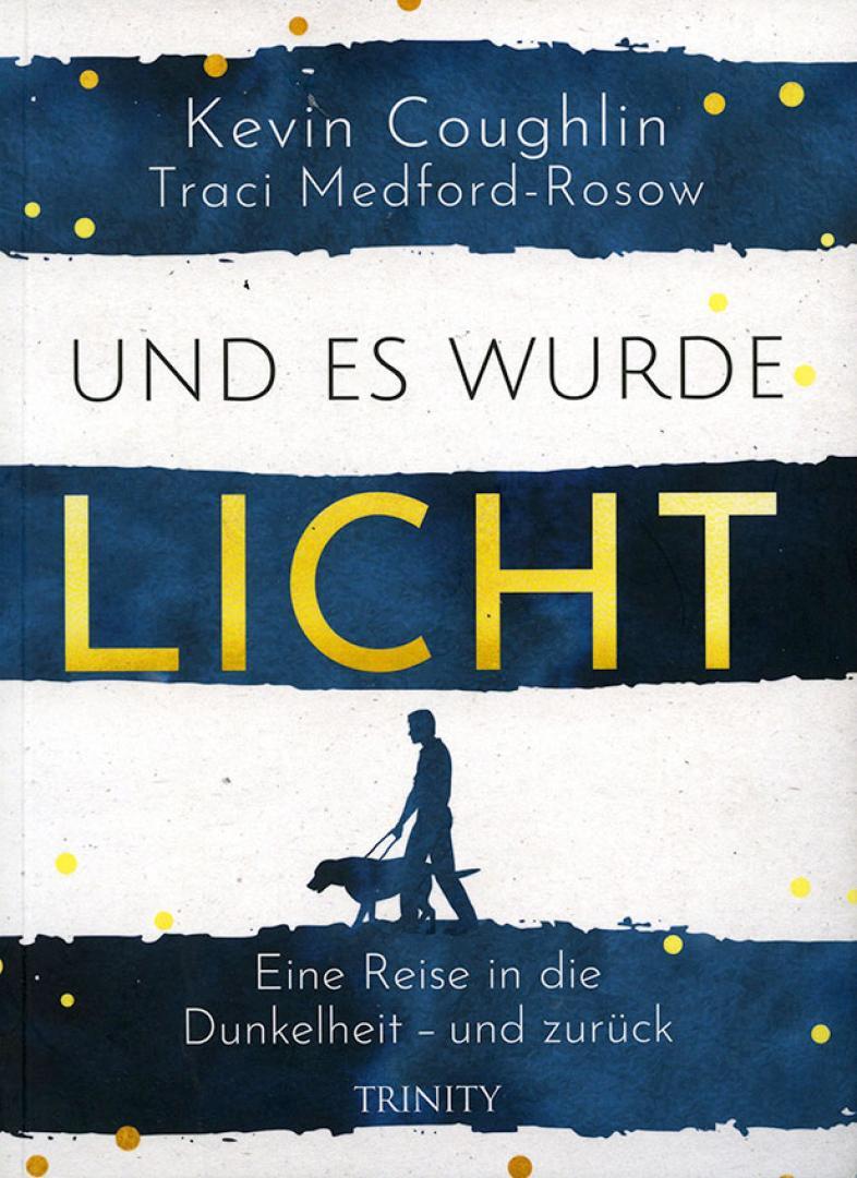 Das Buchcover zeigt einen Leuchtturm