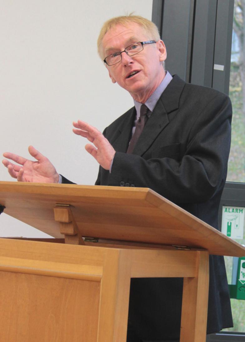Dr. Werner Hecker