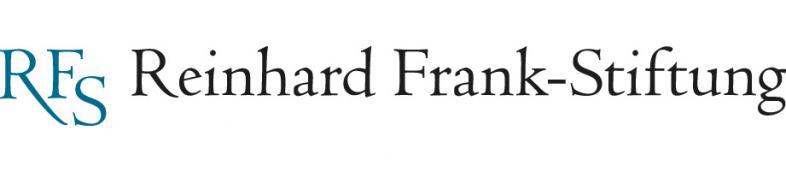 Logo der Reinhard Frank Stiftung