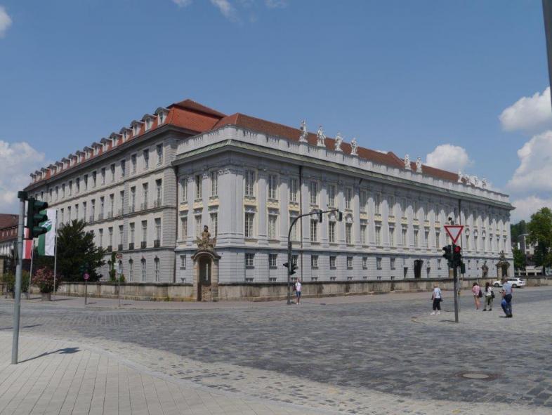 Residenz Ansbch