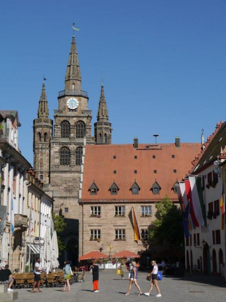 St. Gumbertus Ansbach