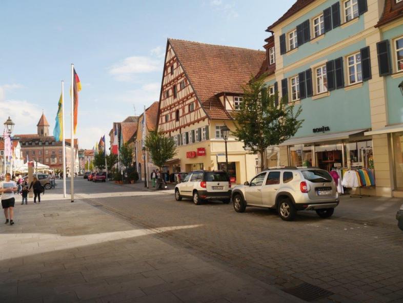 Marktplatz Gunzenhausen
