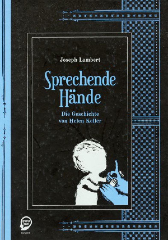 """Buchcover von """"Sprechende Hände"""""""