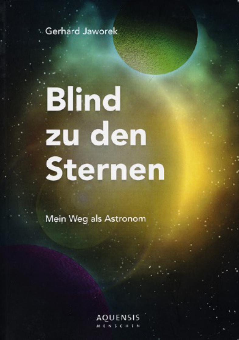 """Buchcover """"Blind zu den Sternen"""""""