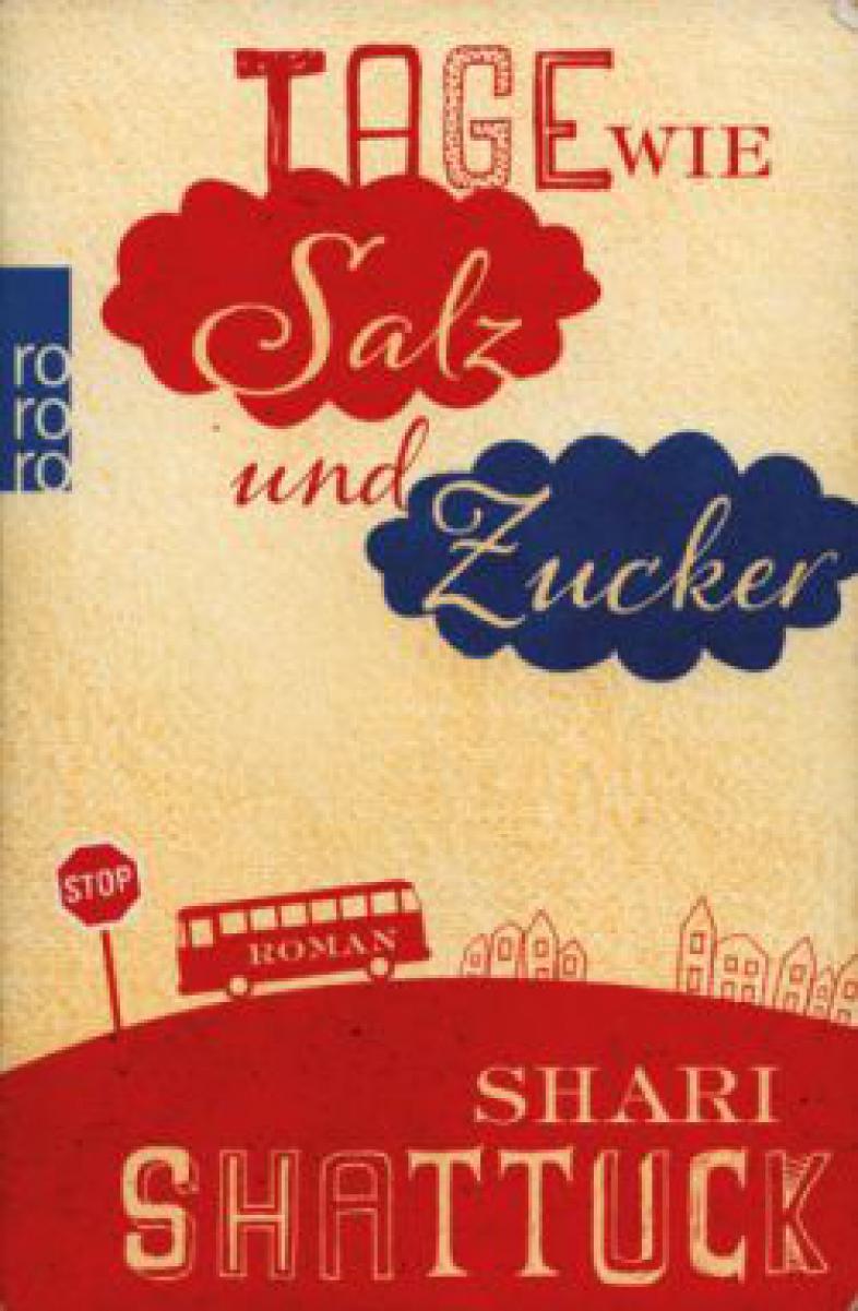 """Cover von """"Tage wie Salz und Zucker"""""""