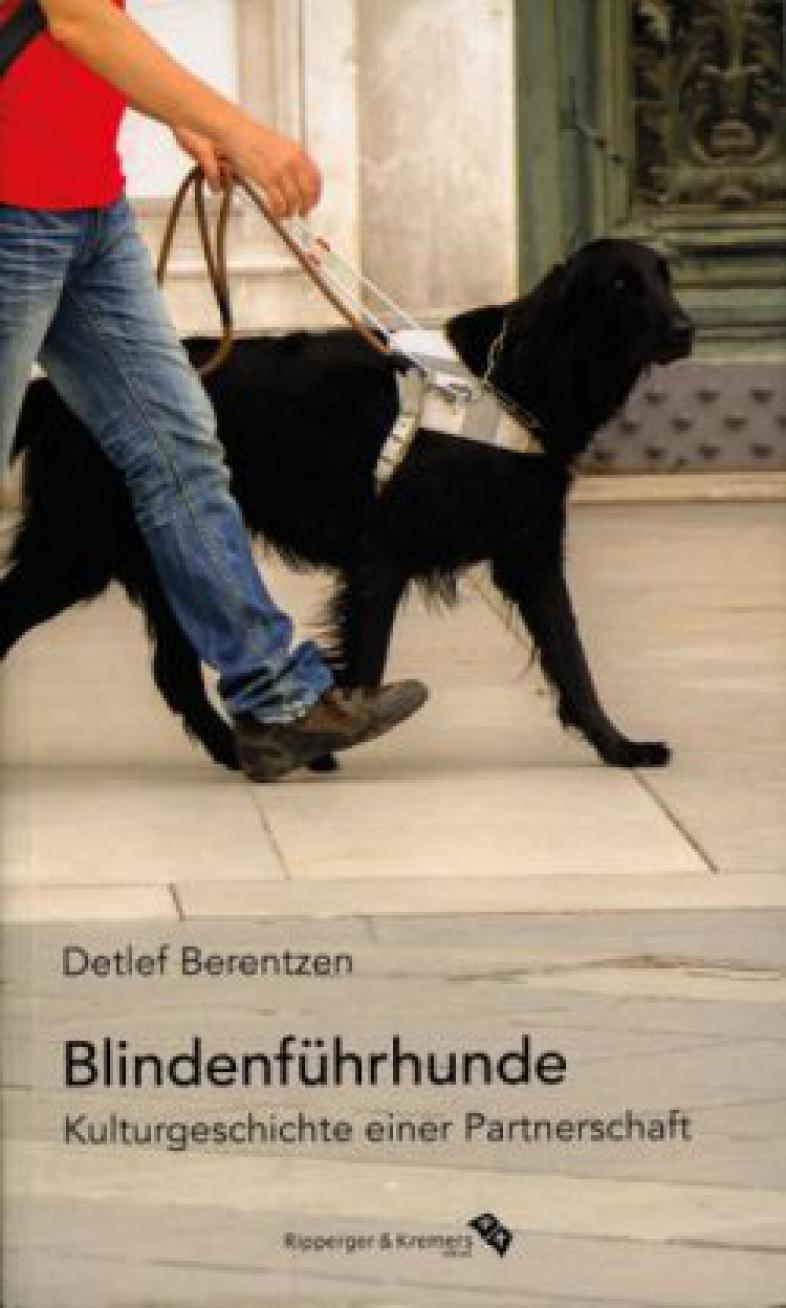 """Cover von """"Blindenführhunde"""""""