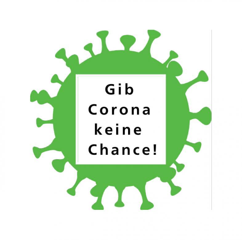 Corona-Pictogramm