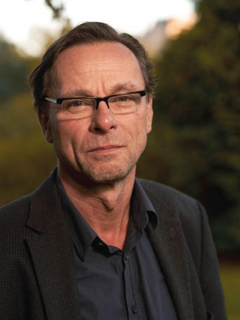 Portraitfoto von Jürgen Nagel