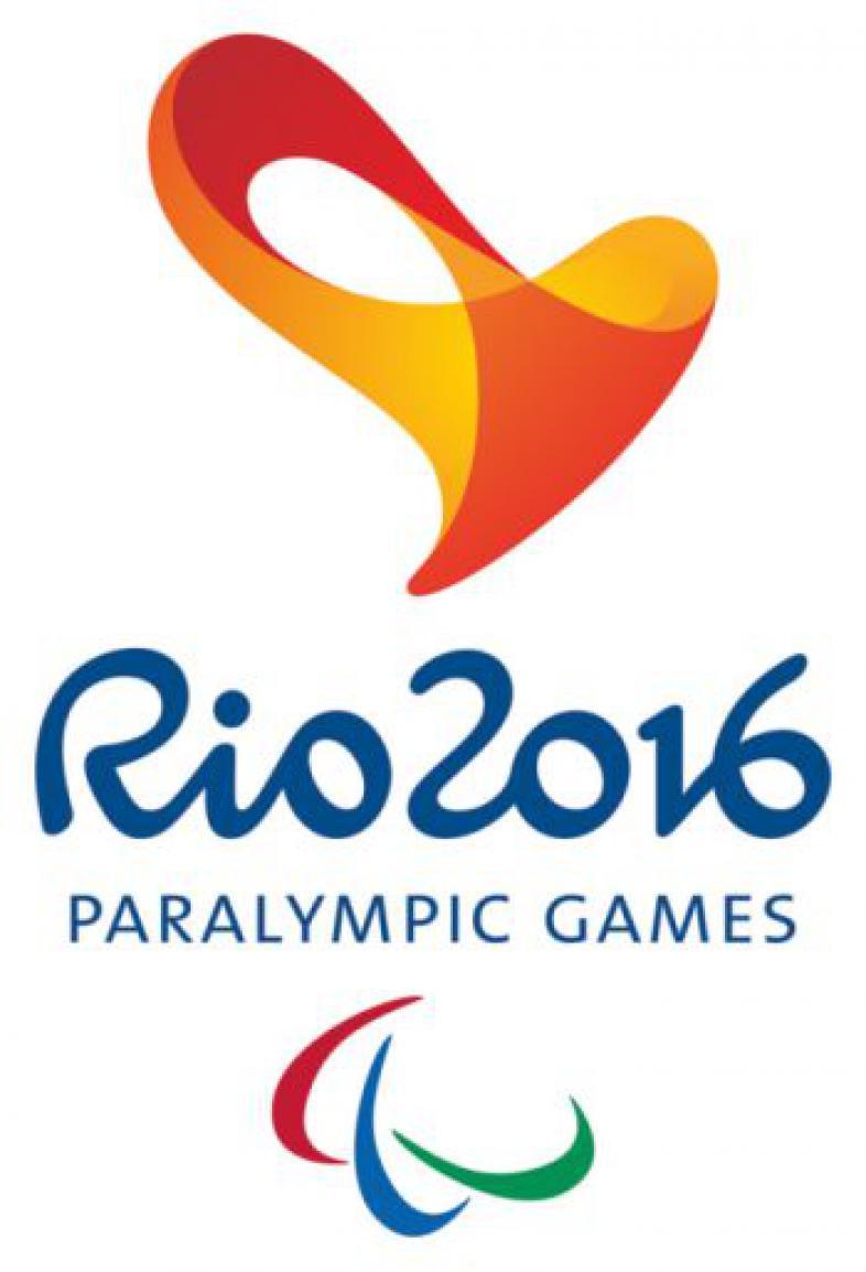 Logo Paralympics Rio 2016