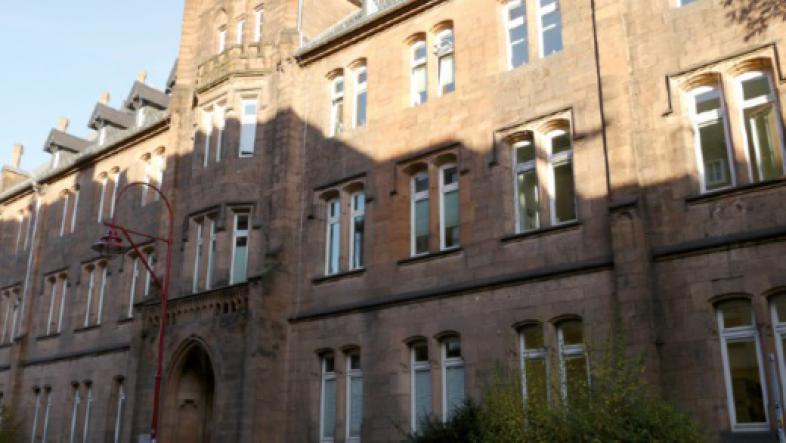 Außenansicht des Instituts für Schulpädagogik