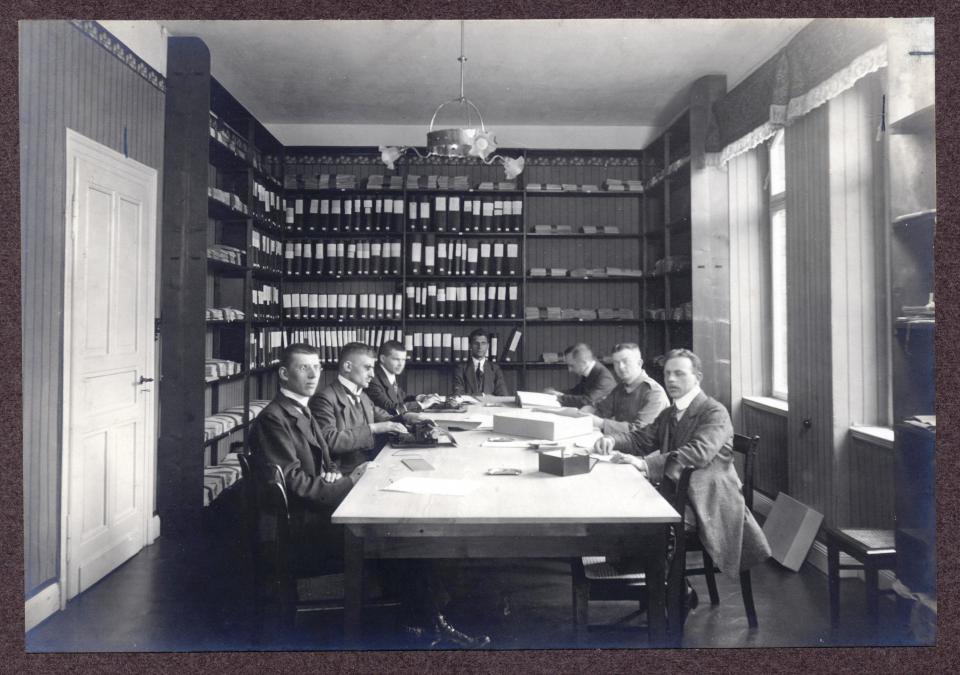 Bild 5 von 8: Arbeitszimmer