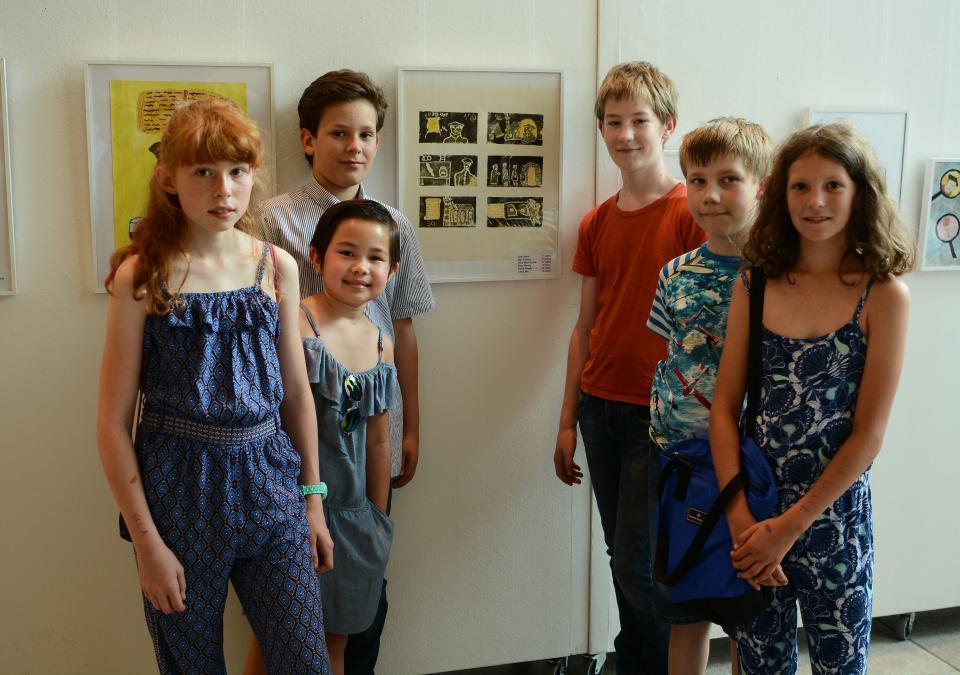 Bild 2 von 12: MontessoriSchuleMarburg-Malwettbewerb2017b