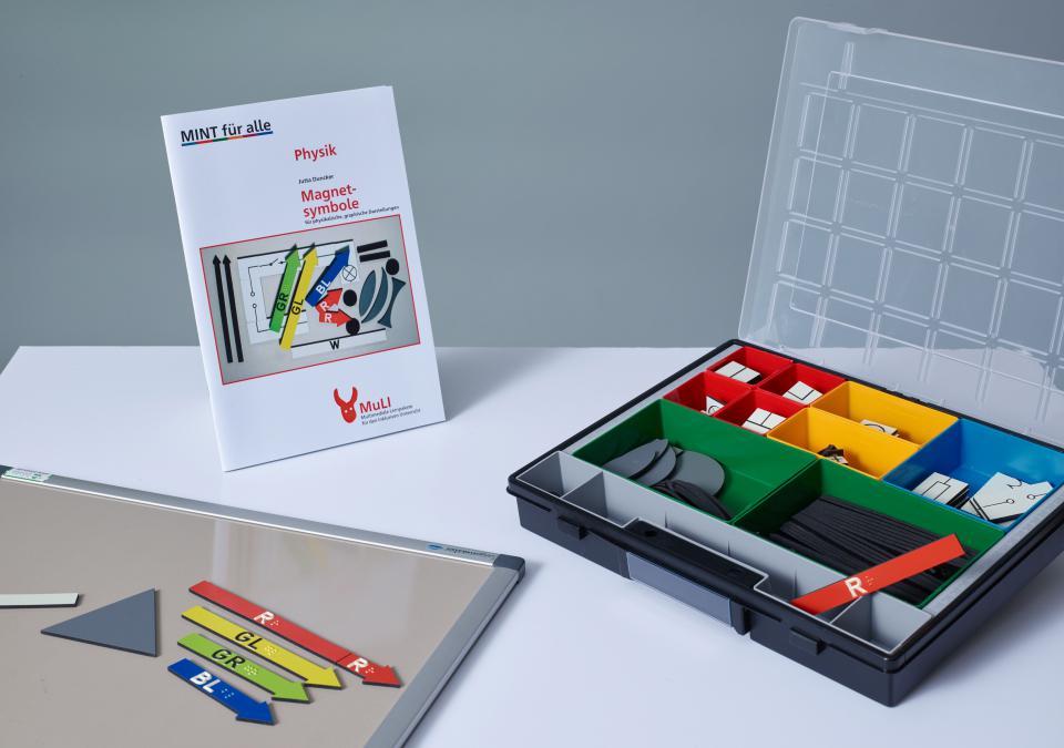 """Bild 1 von 9: """"MuLI"""" - Inklusive Unterrichtsmaterialien aus der blista"""