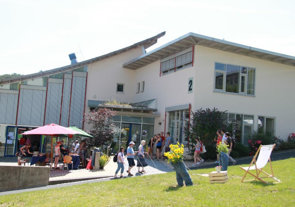Bild 1 von 12: blista-Campus: Die Aula