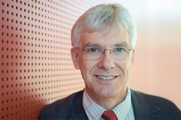 Portraitfoto Claus Duncker
