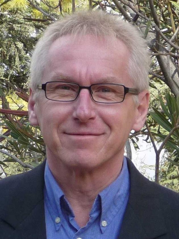 Dr. Werner Hecker im Portrait