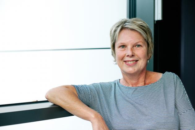 Profilbild Frau Wecker, Schulsekretariat